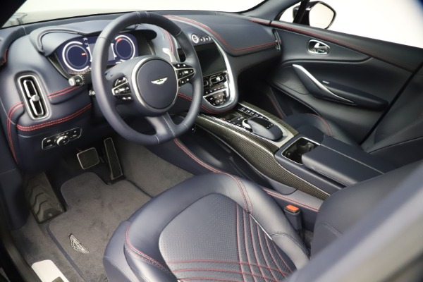 New 2021 Aston Martin DBX for sale $213,086 at Bentley Greenwich in Greenwich CT 06830 13