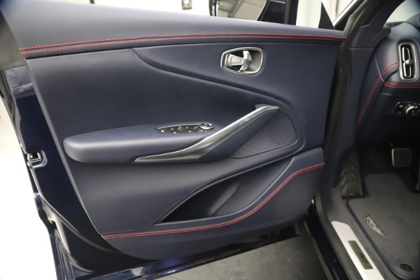 New 2021 Aston Martin DBX for sale $213,086 at Bentley Greenwich in Greenwich CT 06830 16