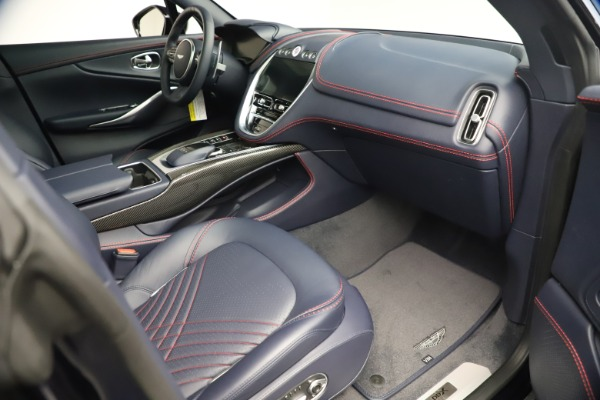 New 2021 Aston Martin DBX for sale $213,086 at Bentley Greenwich in Greenwich CT 06830 21