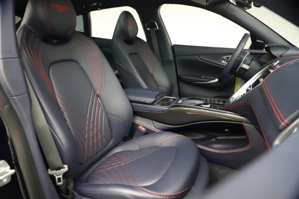 New 2021 Aston Martin DBX for sale $213,086 at Bentley Greenwich in Greenwich CT 06830 23