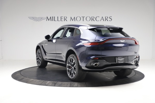 New 2021 Aston Martin DBX for sale $213,086 at Bentley Greenwich in Greenwich CT 06830 4