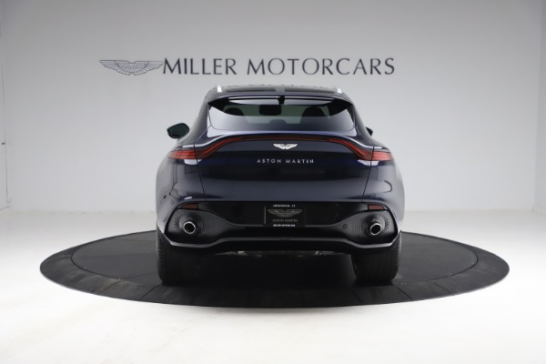 New 2021 Aston Martin DBX for sale $213,086 at Bentley Greenwich in Greenwich CT 06830 5