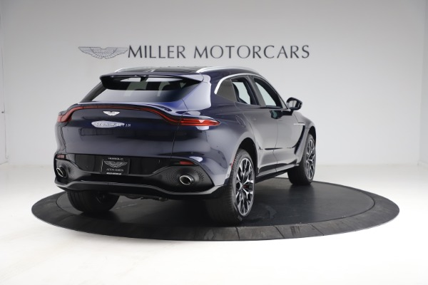 New 2021 Aston Martin DBX for sale $213,086 at Bentley Greenwich in Greenwich CT 06830 6