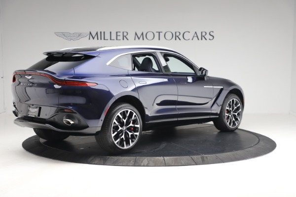 New 2021 Aston Martin DBX for sale $213,086 at Bentley Greenwich in Greenwich CT 06830 7