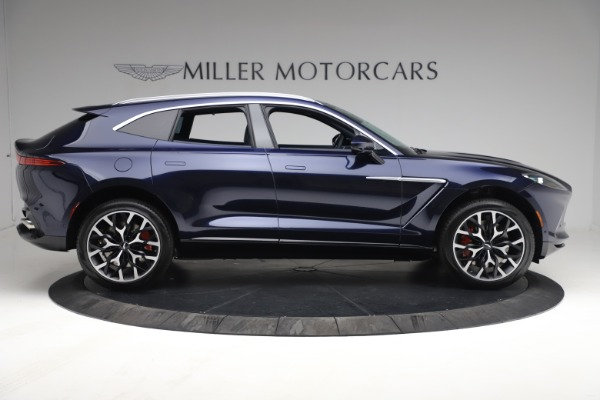 New 2021 Aston Martin DBX for sale $213,086 at Bentley Greenwich in Greenwich CT 06830 8