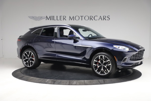 New 2021 Aston Martin DBX for sale $213,086 at Bentley Greenwich in Greenwich CT 06830 9