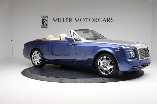 Used 2009 Rolls-Royce Phantom Drophead Coupe for sale $219,900 at Bentley Greenwich in Greenwich CT 06830 10