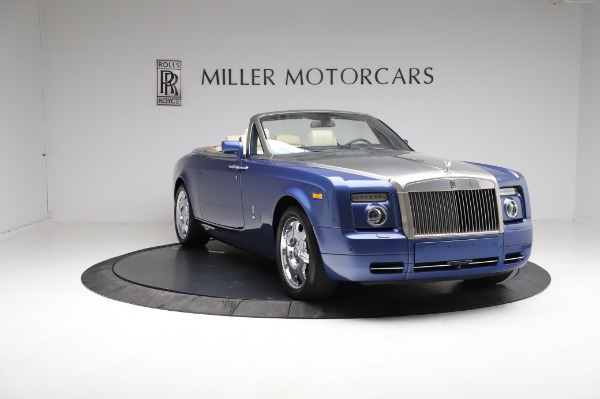 Used 2009 Rolls-Royce Phantom Drophead Coupe for sale $219,900 at Bentley Greenwich in Greenwich CT 06830 11