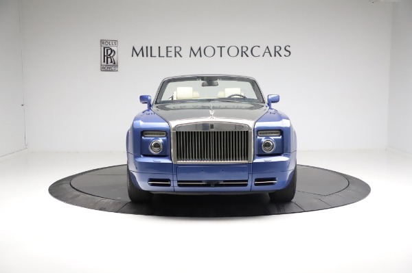 Used 2009 Rolls-Royce Phantom Drophead Coupe for sale $219,900 at Bentley Greenwich in Greenwich CT 06830 12