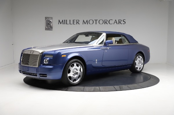 Used 2009 Rolls-Royce Phantom Drophead Coupe for sale $219,900 at Bentley Greenwich in Greenwich CT 06830 13