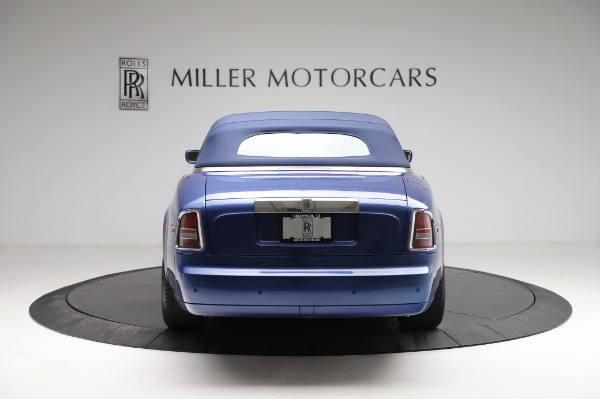 Used 2009 Rolls-Royce Phantom Drophead Coupe for sale $219,900 at Bentley Greenwich in Greenwich CT 06830 15