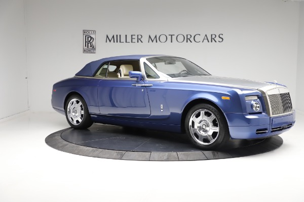 Used 2009 Rolls-Royce Phantom Drophead Coupe for sale $219,900 at Bentley Greenwich in Greenwich CT 06830 18