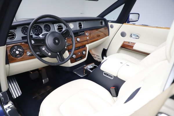 Used 2009 Rolls-Royce Phantom Drophead Coupe for sale $219,900 at Bentley Greenwich in Greenwich CT 06830 19