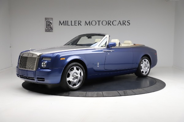 Used 2009 Rolls-Royce Phantom Drophead Coupe for sale $219,900 at Bentley Greenwich in Greenwich CT 06830 2