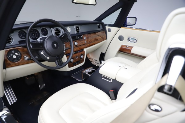 Used 2009 Rolls-Royce Phantom Drophead Coupe for sale $219,900 at Bentley Greenwich in Greenwich CT 06830 20