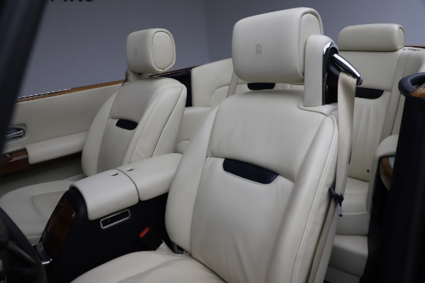 Used 2009 Rolls-Royce Phantom Drophead Coupe for sale $219,900 at Bentley Greenwich in Greenwich CT 06830 22