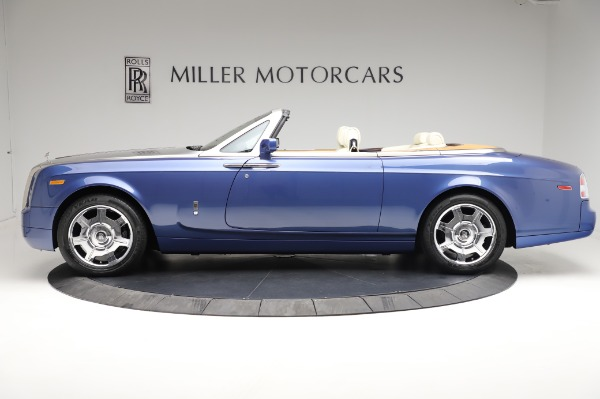 Used 2009 Rolls-Royce Phantom Drophead Coupe for sale $219,900 at Bentley Greenwich in Greenwich CT 06830 3