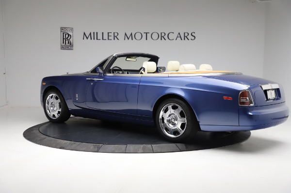Used 2009 Rolls-Royce Phantom Drophead Coupe for sale $219,900 at Bentley Greenwich in Greenwich CT 06830 4