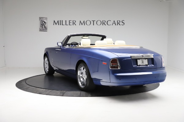 Used 2009 Rolls-Royce Phantom Drophead Coupe for sale $219,900 at Bentley Greenwich in Greenwich CT 06830 5