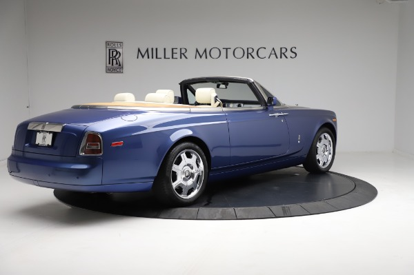 Used 2009 Rolls-Royce Phantom Drophead Coupe for sale $219,900 at Bentley Greenwich in Greenwich CT 06830 8