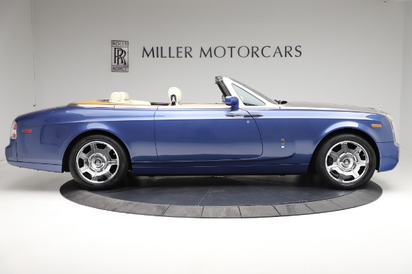 Used 2009 Rolls-Royce Phantom Drophead Coupe for sale $219,900 at Bentley Greenwich in Greenwich CT 06830 9