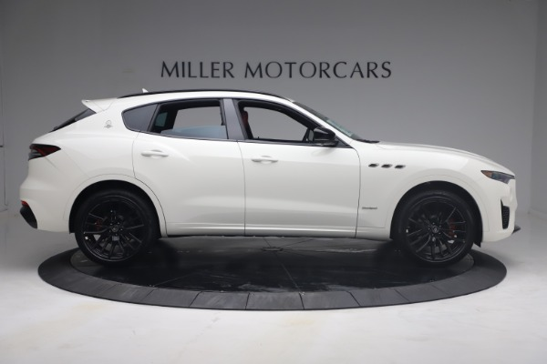New 2021 Maserati Levante Q4 GranSport for sale $92,485 at Bentley Greenwich in Greenwich CT 06830 10
