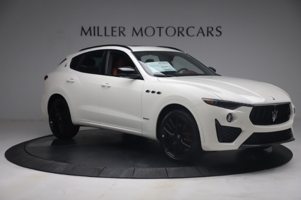 New 2021 Maserati Levante Q4 GranSport for sale $92,485 at Bentley Greenwich in Greenwich CT 06830 12