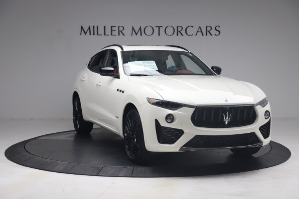 New 2021 Maserati Levante Q4 GranSport for sale $92,485 at Bentley Greenwich in Greenwich CT 06830 13