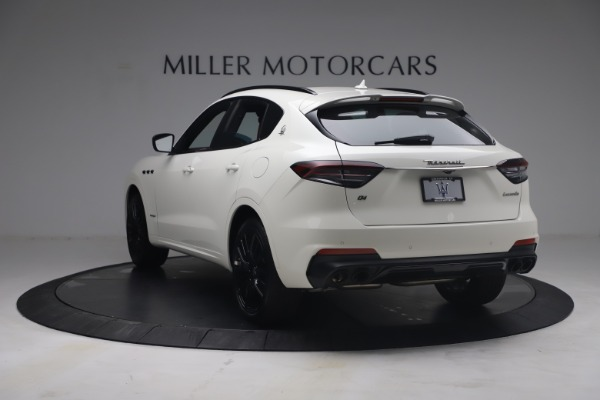 New 2021 Maserati Levante Q4 GranSport for sale $92,485 at Bentley Greenwich in Greenwich CT 06830 5