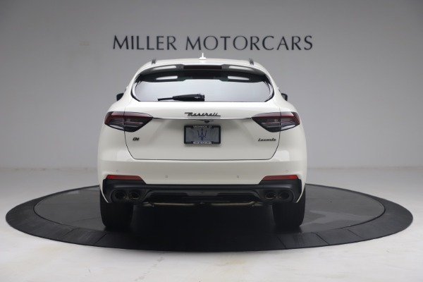 New 2021 Maserati Levante Q4 GranSport for sale $92,485 at Bentley Greenwich in Greenwich CT 06830 6