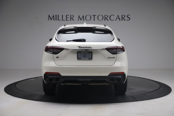 New 2021 Maserati Levante Q4 GranSport for sale $92,485 at Bentley Greenwich in Greenwich CT 06830 7