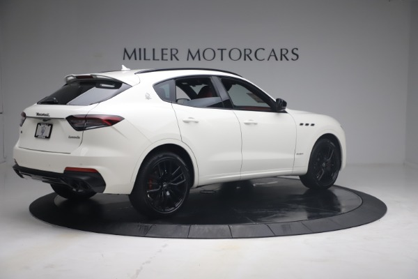 New 2021 Maserati Levante Q4 GranSport for sale $92,485 at Bentley Greenwich in Greenwich CT 06830 9