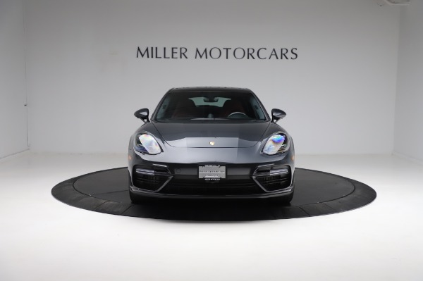 Used 2018 Porsche Panamera Turbo for sale Sold at Bentley Greenwich in Greenwich CT 06830 12