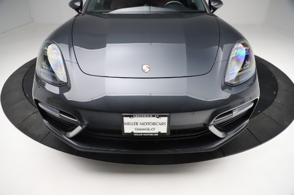 Used 2018 Porsche Panamera Turbo for sale Sold at Bentley Greenwich in Greenwich CT 06830 13