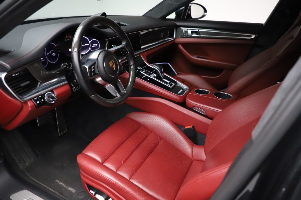 Used 2018 Porsche Panamera Turbo for sale Sold at Bentley Greenwich in Greenwich CT 06830 17