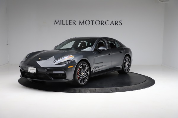 Used 2018 Porsche Panamera Turbo for sale Sold at Bentley Greenwich in Greenwich CT 06830 2