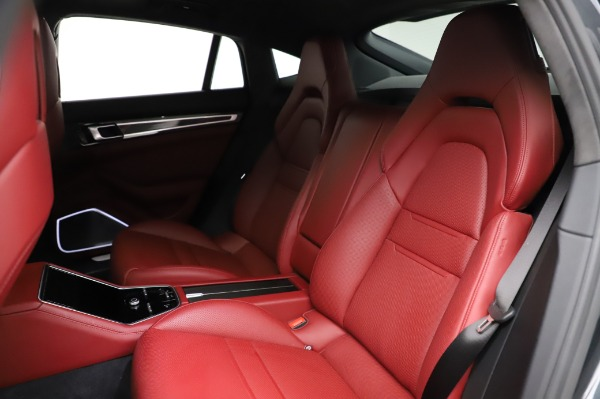 Used 2018 Porsche Panamera Turbo for sale Sold at Bentley Greenwich in Greenwich CT 06830 22