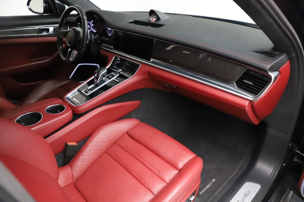 Used 2018 Porsche Panamera Turbo for sale Sold at Bentley Greenwich in Greenwich CT 06830 24