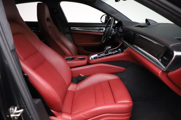 Used 2018 Porsche Panamera Turbo for sale Sold at Bentley Greenwich in Greenwich CT 06830 25