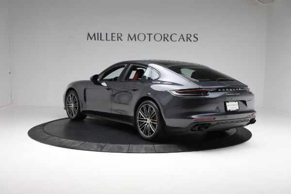 Used 2018 Porsche Panamera Turbo for sale Sold at Bentley Greenwich in Greenwich CT 06830 5