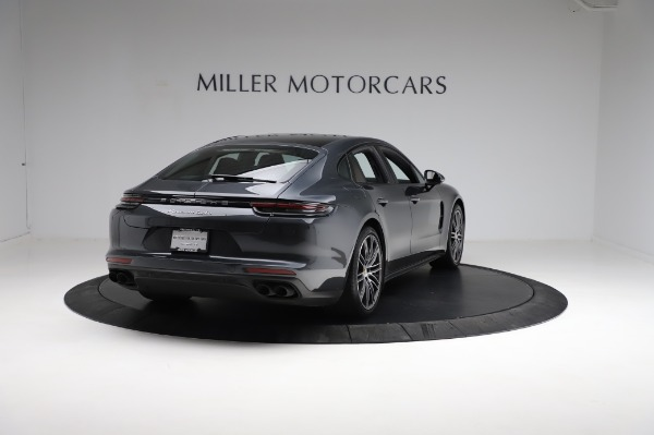 Used 2018 Porsche Panamera Turbo for sale Sold at Bentley Greenwich in Greenwich CT 06830 7