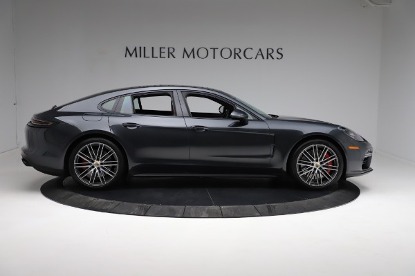 Used 2018 Porsche Panamera Turbo for sale Sold at Bentley Greenwich in Greenwich CT 06830 9