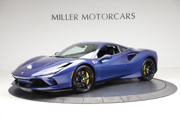 Used 2020 Ferrari F8 Tributo for sale $349,900 at Bentley Greenwich in Greenwich CT 06830 2