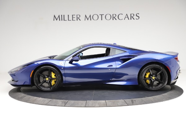 Used 2020 Ferrari F8 Tributo for sale $349,900 at Bentley Greenwich in Greenwich CT 06830 3