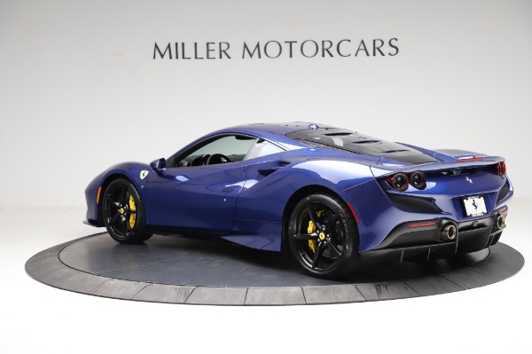 Used 2020 Ferrari F8 Tributo for sale $349,900 at Bentley Greenwich in Greenwich CT 06830 4