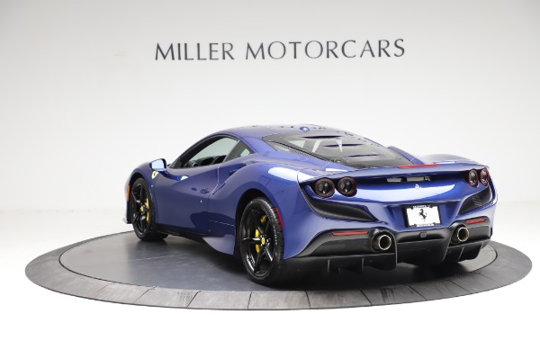 Used 2020 Ferrari F8 Tributo for sale $349,900 at Bentley Greenwich in Greenwich CT 06830 5