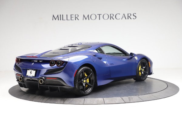 Used 2020 Ferrari F8 Tributo for sale $349,900 at Bentley Greenwich in Greenwich CT 06830 7