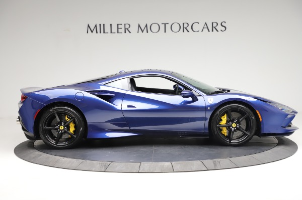 Used 2020 Ferrari F8 Tributo for sale $349,900 at Bentley Greenwich in Greenwich CT 06830 8