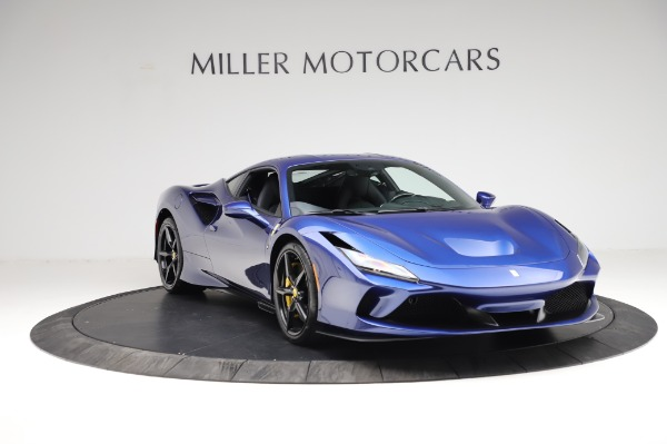 Used 2020 Ferrari F8 Tributo for sale $349,900 at Bentley Greenwich in Greenwich CT 06830 9