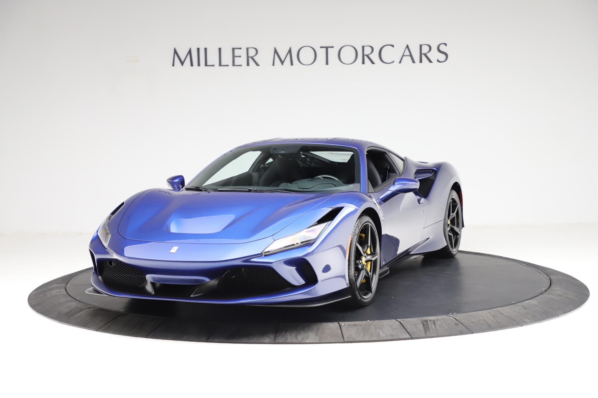Used 2020 Ferrari F8 Tributo for sale $349,900 at Bentley Greenwich in Greenwich CT 06830 1
